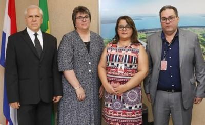 Dr. Fernando Bittinger asume como nuevo Director Ejecutivo de Tesãi