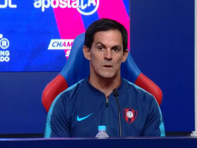 Víctor Bernay se hace cargo del plantel azulgrana