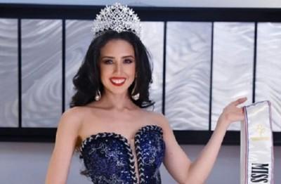 Paraguaya compite por el título de Miss Mesoamérica Internacional