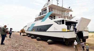 Avanzan los trámites para la instalación del sistema de transporte fluvial denominado Ferry
