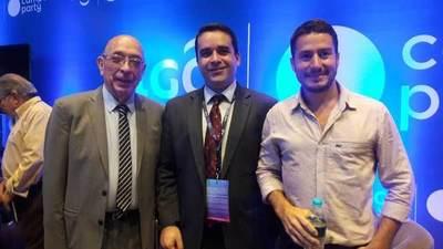 CONACYT participó del mayor evento de innovación y tecnología del país