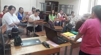 """En San Pedro conforman nuevos grupos de ahorro con metodología """"aprender haciendo"""""""