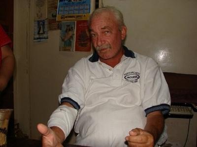 Muere Aníbal Lindstron, víctima de amenazas del EPP