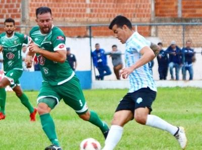El Deportivo Caaguazú sueña con la permancia