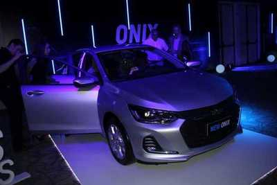 Llega el nuevo Chevrolet Onix a Paraguay