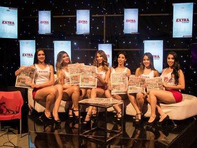 Estas son las hermosas señoritas que buscan ser la Chica EXTRA