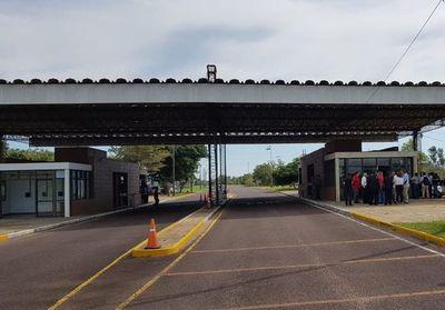 EBY interrumpirá el miércoles paso fronterizo