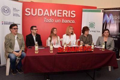 Sudameris nuevamente dio su apoyo a la noche de los museos