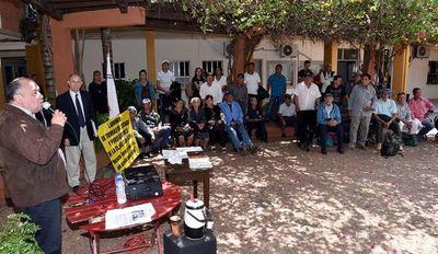 Indert: sindicalistas piden cambios