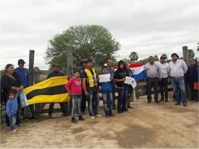 Pobladores de Puerto Guaraní reclaman acceso a la Ruta Bioceánica