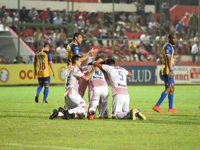 San Lorenzo se reencuentra con la victoria y mantiene último a Luqueño