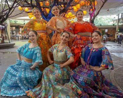 Paraguái odesfiláta Taiwán ára gueromandu'ápe