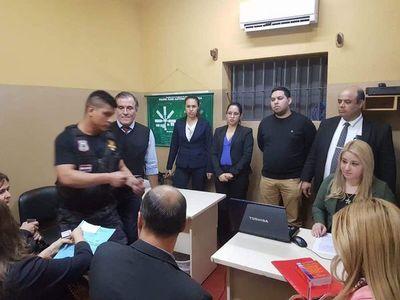 Jueza elevó a juicio caso de narcopilotos