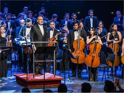 La Sinfónica Nacional estrena  obra inédita de José Asunción Flores