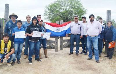 Prometen atender pedido de pobladores de Pto. Guaraní