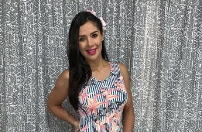 Mirna Pereira reveló el sexo del bebé que espera