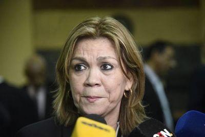 Abogada de Bonifacio Ríos insiste en que aclaratoria ordena regreso de exministro a la Corte