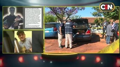Detienen a segundo sospechoso de asesinato de policía