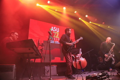 Asujazz2019 celebró la guarania y la diversidad