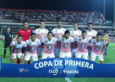 San Lorenzo gana y hunde al Sportivo Luqueño