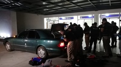 Tres detenidos por muerte de agente antinarcótico