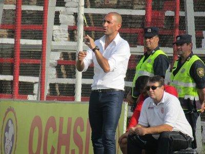El sueño del DT Sergio Orteman