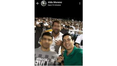 """Interno de Tacumbú salio para """"ir al estadio"""" y volvió al día siguiente"""