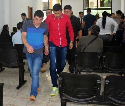 27 y 28 años de cárcel a dos asaltantes que mataron a su víctima