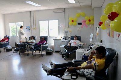 Clínicas celebró el Día del Donante de plaquetas por aféresis