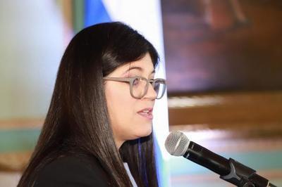 Mónica Seifart fue designada jefa del Gabinete Civil de la Presidencia, en carácter interina