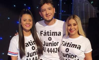 Fátima Roman celebró haber bailado junto a la persona que ama