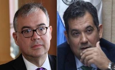 """HOY / Arévalo dispara contra Ullón y agudiza la crisis en Añetete: """"Es categórico que es un peajero"""""""