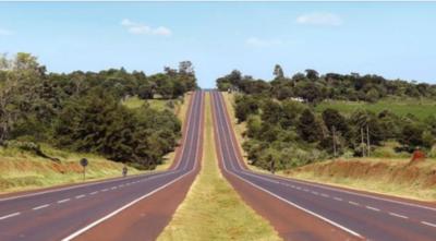 En tres años culminaría la duplicación de la Ruta PY02