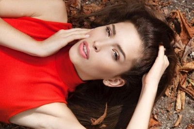 Gretha Matiauda, modelo paraguaya de exportación