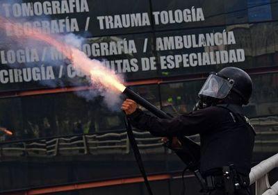 Fuerzas toman el control del Parlamento en Ecuador tras asalto de indígenas