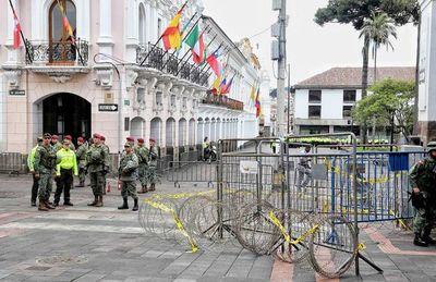 Acusan a Maduro y Correa de buscar golpe en Ecuador