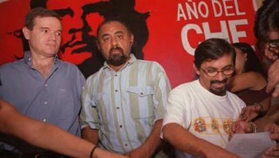 Arrom, Martí y Colman son demorados en España