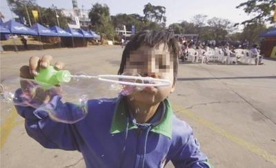 HOY / Niñez indígena: abandonada por el Indi, acogida por una oenegé