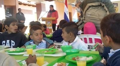 Ejecutivo priorizará almuerzo escolar y entrega anticipada de útiles a las instituciones educativas