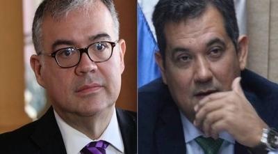 """HOY /  """"Peajero"""" vs """"Difamador"""": dos  amigos de Abdo terminarán  su guerra en ámbito judicial"""