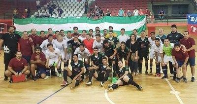 Cerro debutó con goleada en Fase 1 de la Copa Paraguay