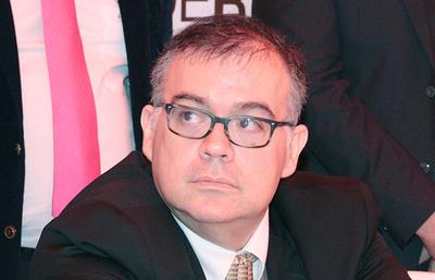 Julio Ullón dice que Martín Arévalo lo ataca porque lo ve como un 'posible rival' para intendencia asuncena