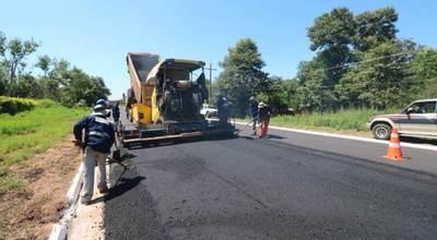 MOPC llama a licitación para asfaltar tramo Arroyos y Esteros-Primero de Marzo