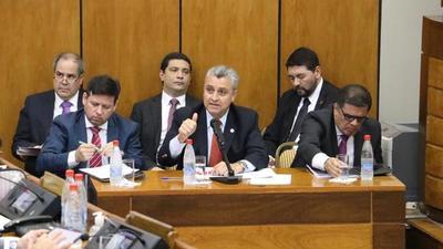 Interpelación del Senado: Ministro del Interior resaltó detenciones y expulsiones de narcotraficantes