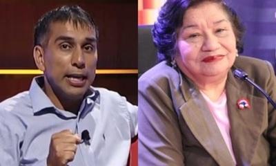 """Pipino Cuevas educa sus hijos a lo """"Ña Tora"""""""