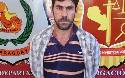 Capturan en Presidente Franco a hombre que escapó de cárcel del Brasil
