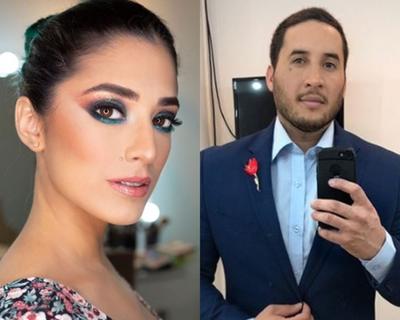 Tensa pelea entre Kassandra Frutos y César Trinidad
