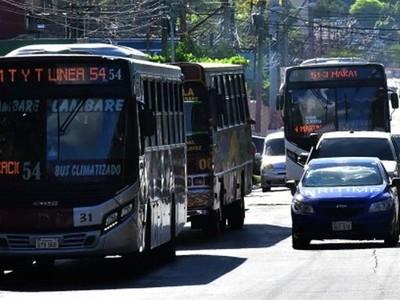 Paro anunciado por transportistas fue levantado