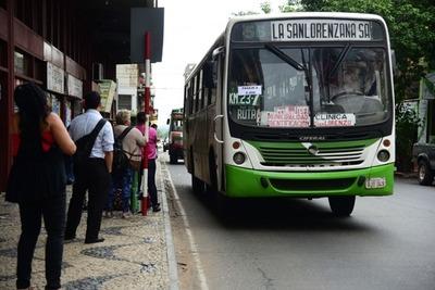 Levantan paro de buses previsto para este viernes