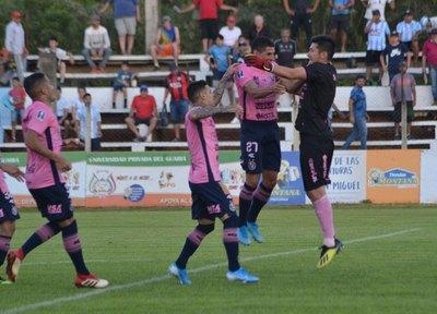 Sol eliminó a Guaireña y está en 'semis' de la Copa Paraguay